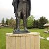 Statue of Leif Eiriksson(sic)