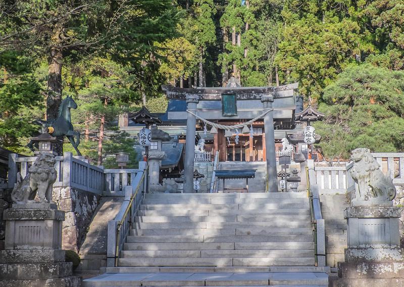 Hillside Shrine