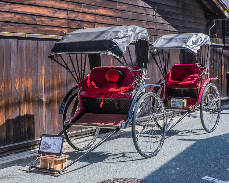Taxi-Rickshaw stand