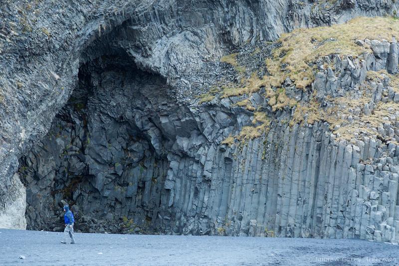 Basalt Column Cave