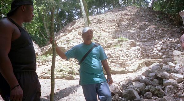 2001-4-17 Lamanai,Belize.0008 Our Belize Vacation