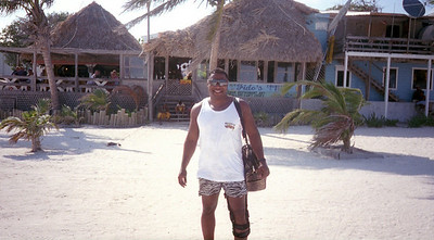 2001.04 Belize0013 Our Belize Vacation