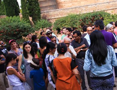 Friday family Alhambra tour