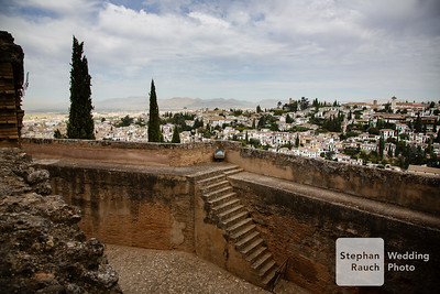 Stephan and team missed us at Alhambra, but they did get some amazing shots