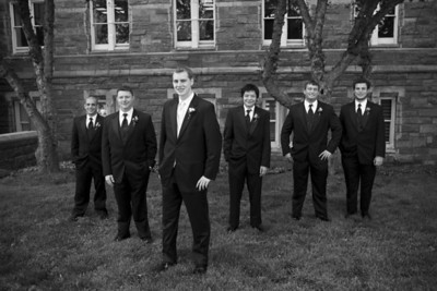 Rob and the groomsmen - Washington, DC ... April 26, 2008 ... Photo by Holland Photo Arts