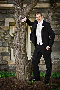 Chilling out before the wedding - Washington, DC ... April 26, 2008 ... Photo by Holland Photo Arts