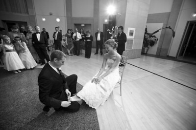 Pulling off the garter - Washington, DC ... April 26, 2008 ... Photo by Holland Photo Arts