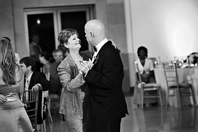 Mom and Dad Conger share a dance - Washington, DC ... April 26, 2008 ... Photo by Holland Photo Arts