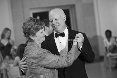 Mom and Dad Conger dancing - Washington, DC ... April 26, 2008 ... Photo by Holland Photo Arts