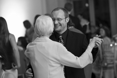 Grammy Conger dancing with Jon Addair - Washington, DC ... April 26, 2008 ... Photo by Holland Photo Arts