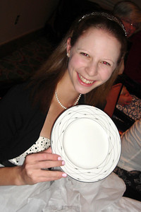 A salad plate - Washington, DC ... October 20, 2007 ... Photo by Heather Page