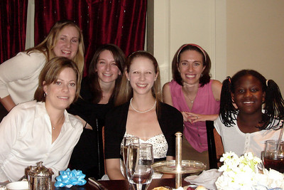 The girls - Washington, DC ... October 20, 2007