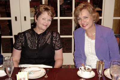 Maggie and Joyce - Washington, DC ... October 20, 2007 ... Photo by Heather Page