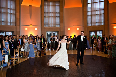 The first dance - Washington, DC ... April 26, 2008 ... Photo by Holland Photo Arts