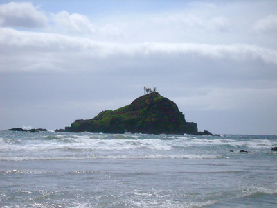 Koki Beach.