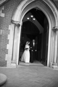 Heading out of the chapel - Washington, DC ... April 26, 2008 ... Photo by Holland Photo Arts