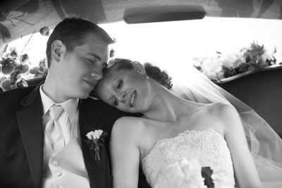 Relaxing in the limo - Washington, DC ... April 26, 2008 ... Photo by Holland Photo Arts