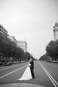 Out on Pennsylvania Avenue - Washington, DC ... April 26, 2008 ... Photo by Holland Photo Arts