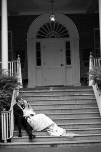The newly weds - Washington, DC ... April 26, 2008 ... Photo by Holland Photo Arts