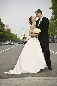 On Pennsylvania Ave with the Capitol in the background - Washington, DC ... April 26, 2008 ... Photo by Holland Photo Arts