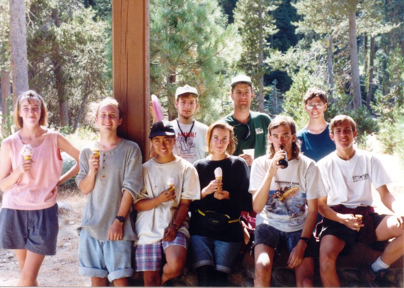 The Caltech Y-Hike, 1993