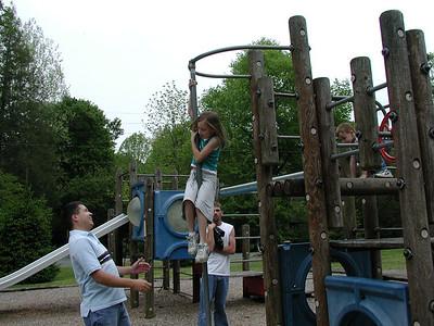 Michael, Summer, Chris and Eli.