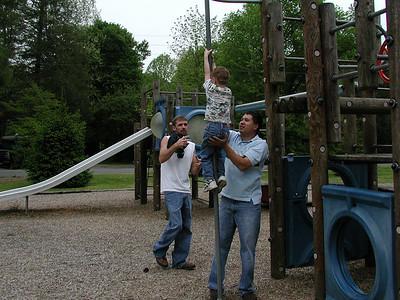 Eli, Michael and Chris.