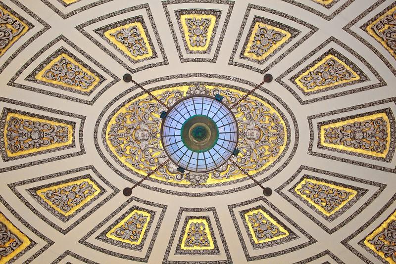 Symmetric Ceiling