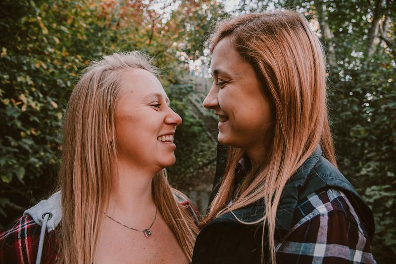 Amanda and Breonna