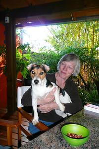 Arla and Roxie