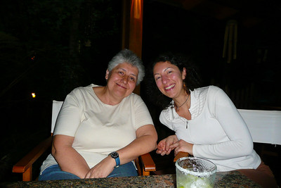 Paula and her mother were our delightful neighbors at the B&B. They are Italian and Paula is studying in Buenos Aires this year.