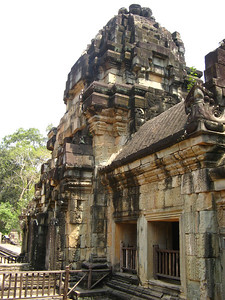 Temple in the Angkor Thom complex