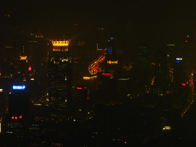 View from the Oriental Pearl Tower
