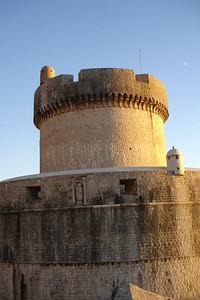 Tower ın Old Town's huge walls