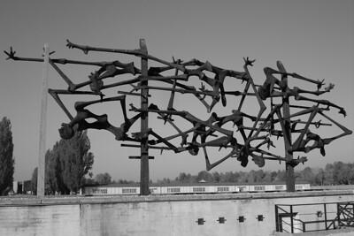 Monument at Dachau