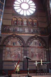 Altar of St Nicholas Catholic Church
