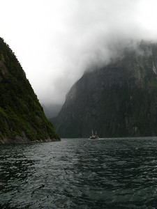 Other ships in the Fjord