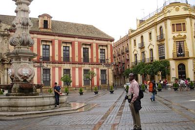 Downtown Sevilla