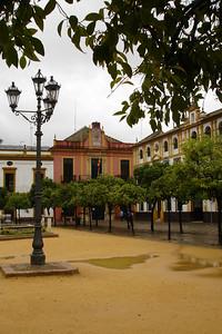 Around Sevilla