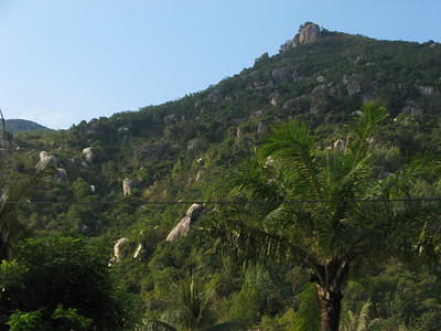 On the drive from Nha Trang to Cam Ranh