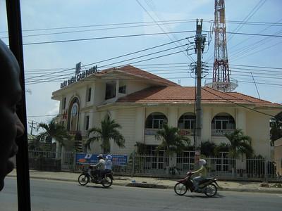 Post office for Cam Ranh