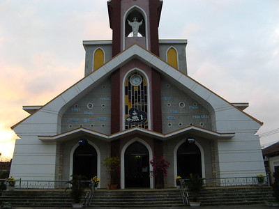 Hoi An Catholic church
