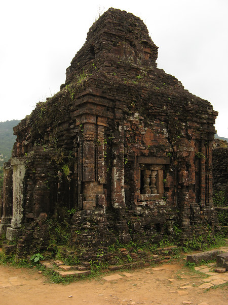 One of the My Cham Temples