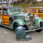 Morro Bay Harbor Festival - Woodies - 10-4-2015
