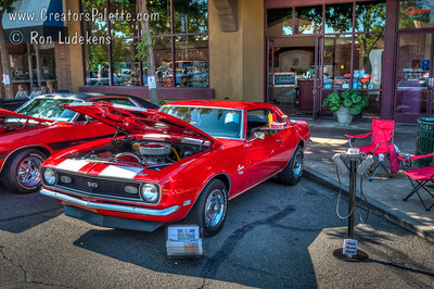Downtown Visalia Car Show 5-16-2015