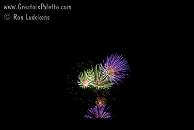 City of Visalia Fireworks Show