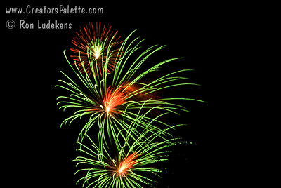 City of Visalia Fireworks Show