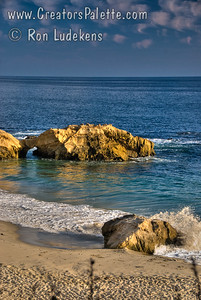 Wave sequence 9 of 11 Photo taken at Arch Cove in Laguna Beach, CA