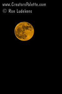 Super Moon of 11/14/2016. Closest to earth in 70 years.