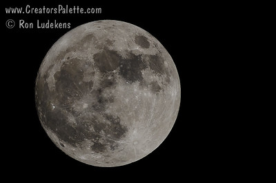 Largest (closest) Super Moon in 70 years